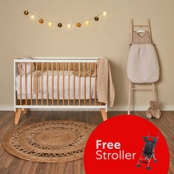 BED 3 IN 1, 120X60 CM ZY BABY