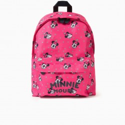 'PINK HAT MINNIE' GIRL BACKPACK, PINK
