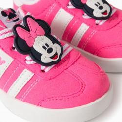 BABY GIRLS' SNEAKERS' MINNIE ZY RETRO ', PINK