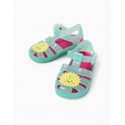 SANDALS FOR BABY GIRLS, 'SUN', GREEN