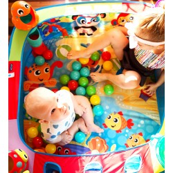 POP AND DROP ACTIVITY BALL GYM PLAYGRO