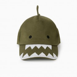 CROC JERSEY BOY CAP, GREEN