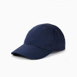 BOYS 'ZY 96' CAP, DARK BLUE