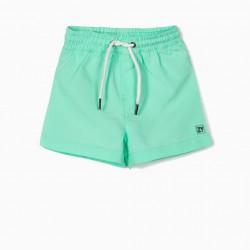 BOARDSHORTS FOR BABY BOY, GREEN