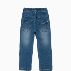 JEANS FOR BABY BOY, BLUE