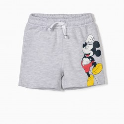 BABY BOY SHORT 'MICKEY', GRAY