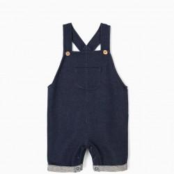 BABY BOY'S JUMPSUIT, BLUE