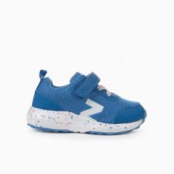 BABY BOY SHOES 'ZY SUPERLIGHT RUNNER', BLUE