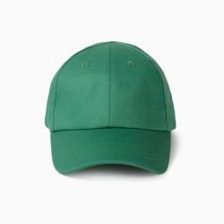'ZY 96' CHILD CAP, GREEN