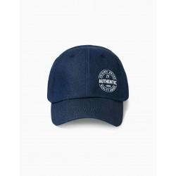 BOYS 'ZY AUTHENTIC' CAP, BLUE