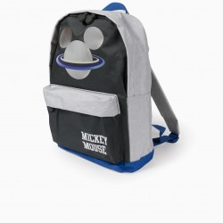 'MICKEY SPACE' BOY BACKPACK, GRAY