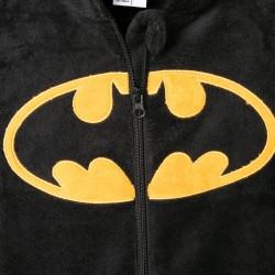 BATMAN BATMAN PAJAMAS-BLACK