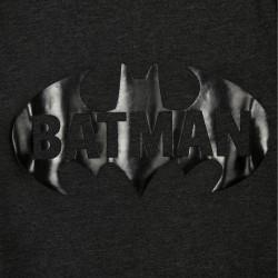BATMAN HOODIE-MASK FOR BOYS, DARK GRAY
