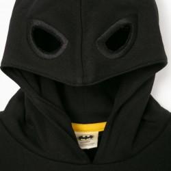 'BATMAN' BOY'S HOODED SWEATSHIRT, BLACK