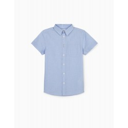 SHIRT FOR BOYS, BLUE