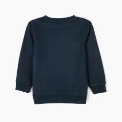 'MICKEY' BOY SWEATSHIRT, BLUE