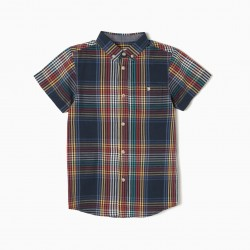 COLORFUL SHORT SLEEVE SHIRT