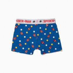 4 BOXERS FOR BOYS 'SPIDER MAN', MULTICOLOR