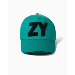 ZY GREEN CAP