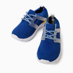 BLUE ZY SUPERLIGHT SNEAKERS