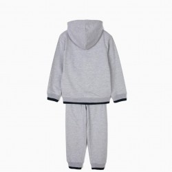 TRACKSUIT FOR BOYS 'ZY 96', GRAY