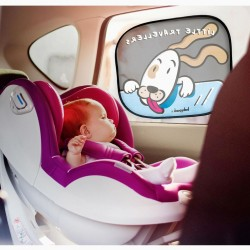 BABYPACK ADHESIVE SUN COVER CURTAIN