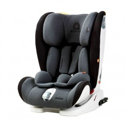 CAR SEAT GR 1/2/3 ISOFIX EROS APRAMO BLACK