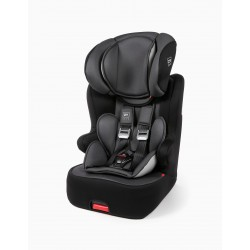 CAR SEAT GR 1/2/3 ISOFIX IZZYGO PLUS ZY SAFE BLACK / GRAY