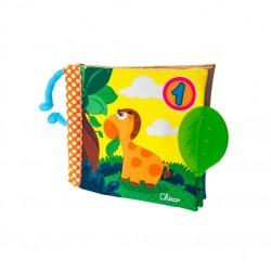 BOOK 123 BABY SENSES CHICCO