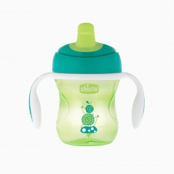 6M + CHICCO LEARNING CUP (ASSORTED)