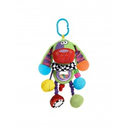 DUFFY TEETHER THE PLAYGRO DOG
