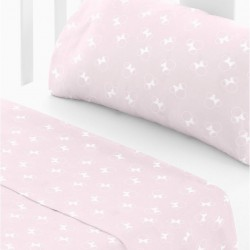 DISNEY BEDDING SET M IS FOR MINNIE