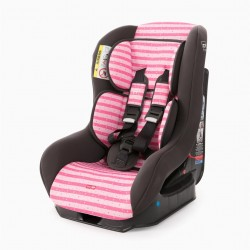 CAR SEAT GR 0/1 IZZYGO PLUS ZY SAFE STARS PINK