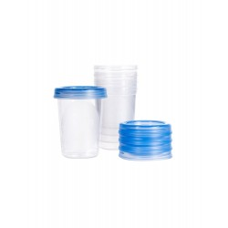 SET OF CONTAINERS 5 UN. PHILIPS AVENT