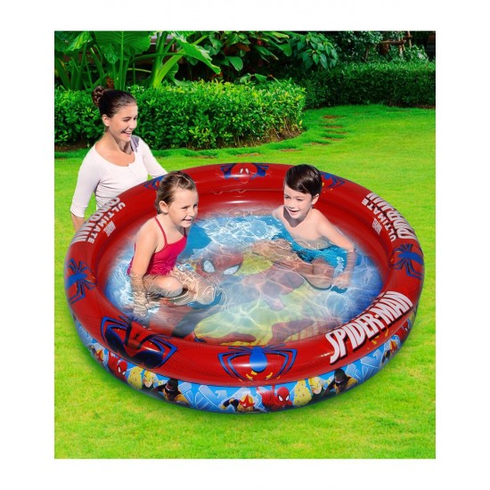 SPIDER MAN INFLATABLE POOL