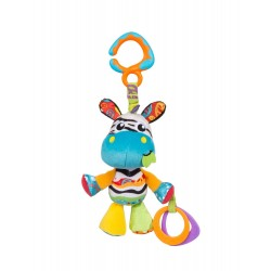 TEETHER ZOE THE ZEBRA PLAYGRO