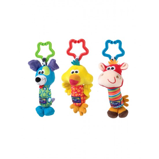 MY FIRST TRINKLE TRIO PLAYGRO