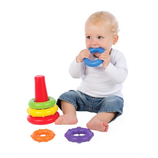 SORT AND STACK PLAYGRO TOY