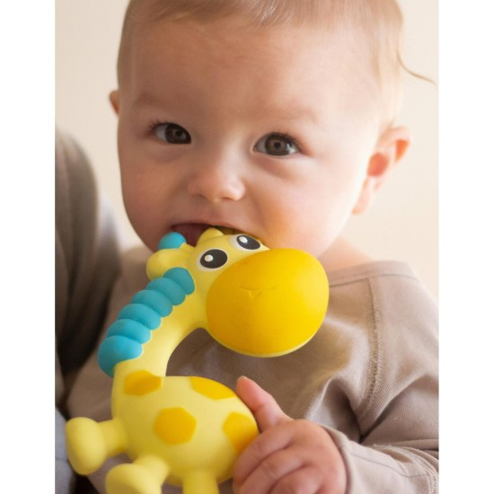 GIRAFFE TEETHER PLAYGRO