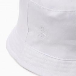 CHILDREN'S HAT 'ZY 96', WHITE