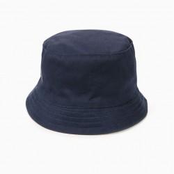 CHILDREN'S HAT 'ZY 96', DARK BLUE
