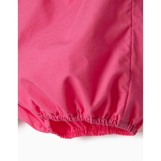 SHORTS WITH BOWS FOR BABY GIRL, PINK