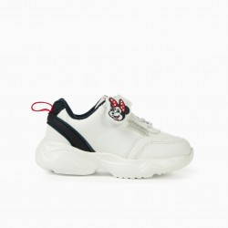 BABY GIRL SHOES 'MINNIE ZY SUPERLIGHT', WHITE