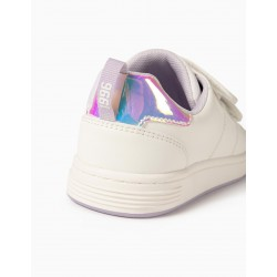 TRAINERS FOR GIRLS 'ZY 1996', WHITE / LILAC