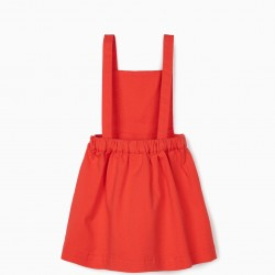CORAL GIRL SKIRT, CORAL