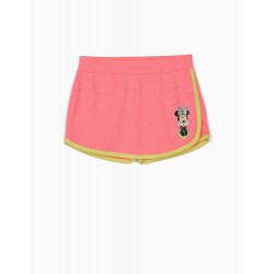 SKIRT-SHORTS FOR GIRLS 'MINNIE', PINK