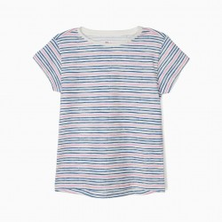 3 GIRLS 'SPREAD SOME LOVE' T-SHIRTS, MULTICOLOR