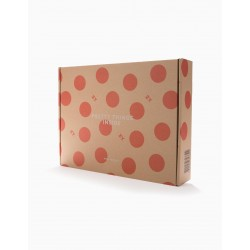 LARGE GIFT BOX 'ZY', BEIGE