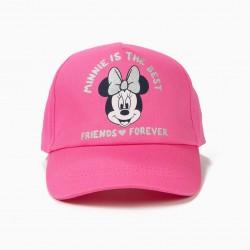 GIRLS 'MINNIE' CAP, PINK