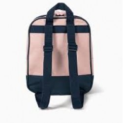 BACKPACK FOR BABY GIRL 'MINNIE', PINK AND BLUE